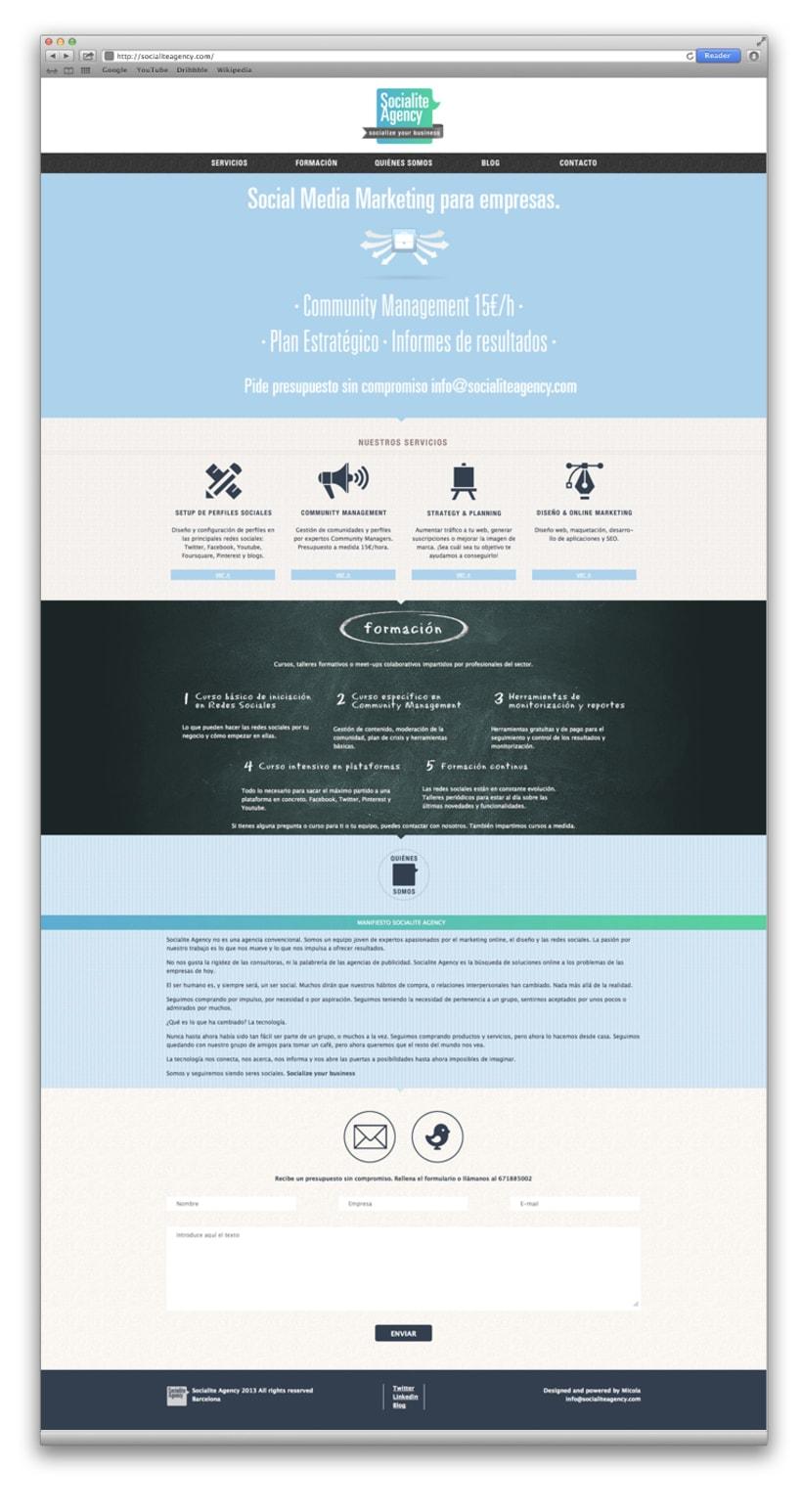 Socialite Agency -1