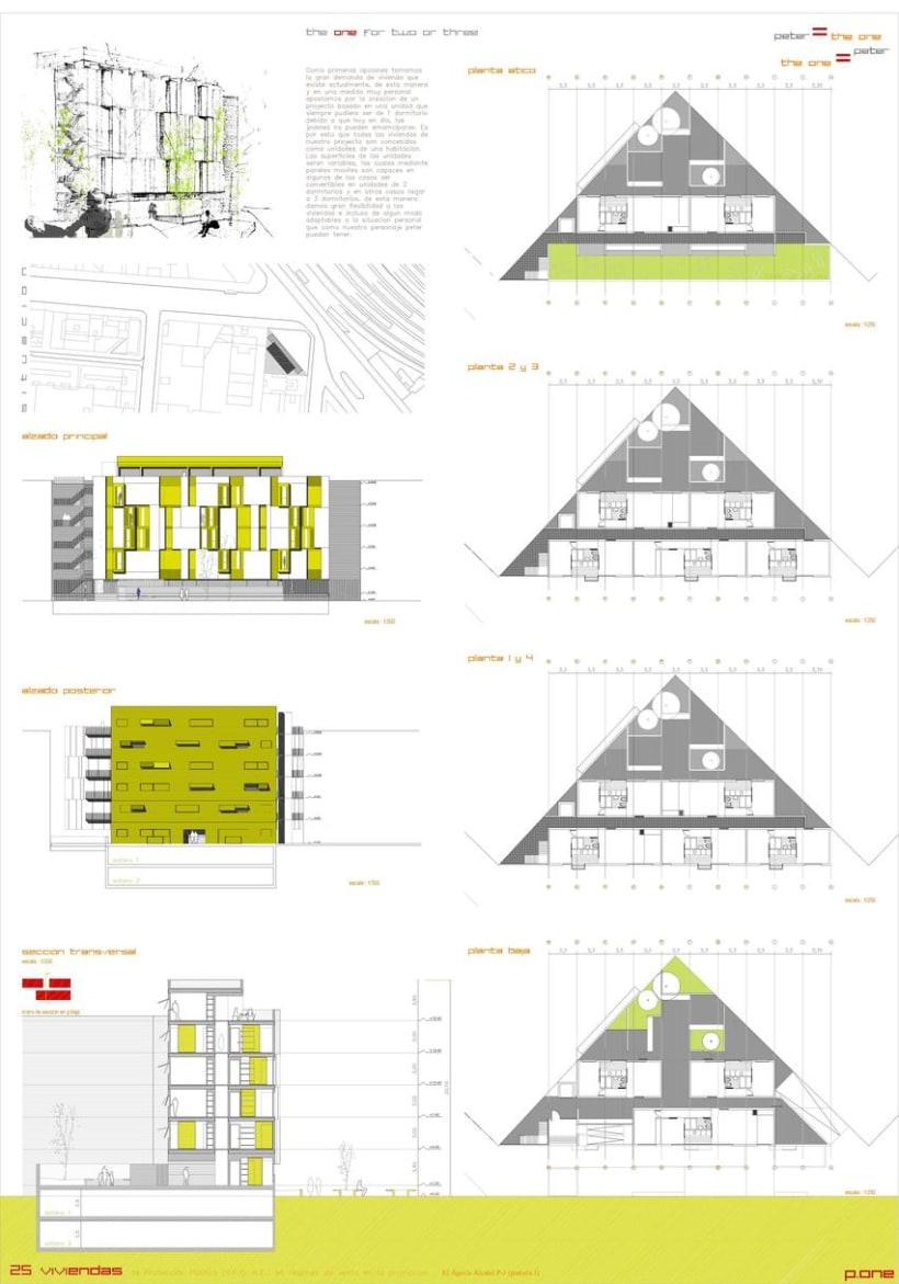 Concursos Arquitectura 1