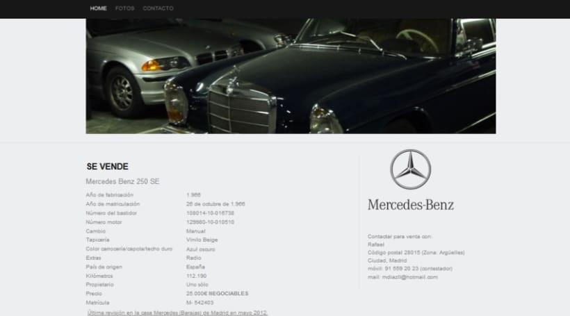 WordPress - Mercedes Benz 0