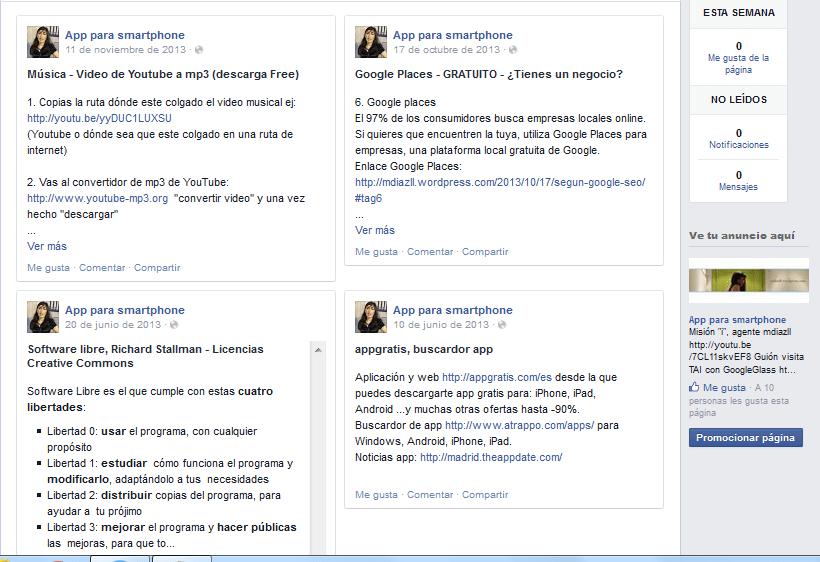 mis notas - facebook 0