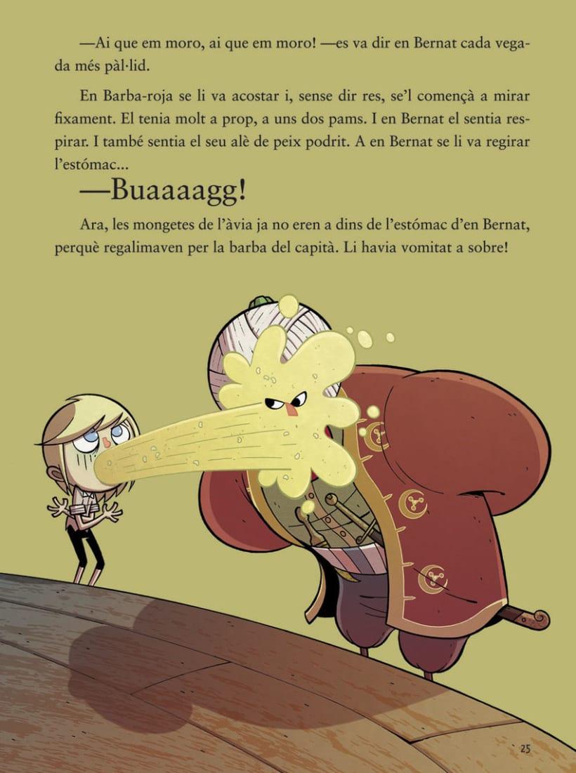 En Bernat i el Pirata Barba-Rossa. 5