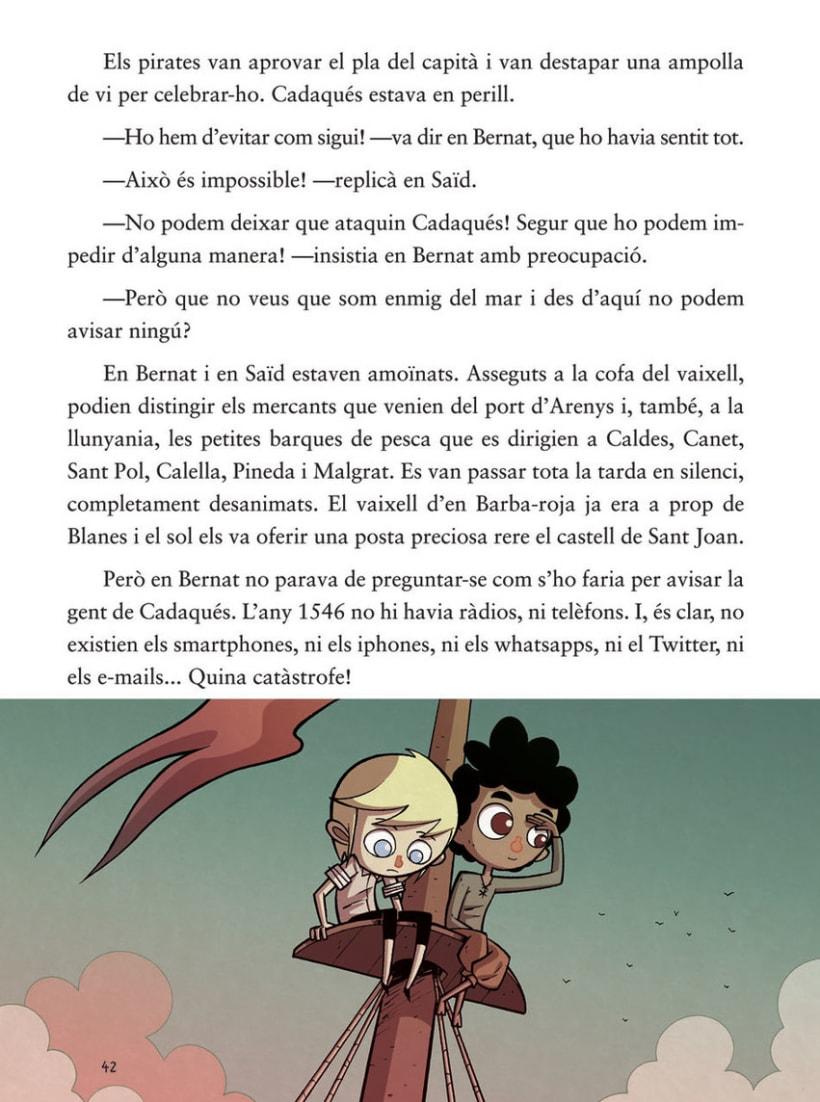 En Bernat i el Pirata Barba-Rossa. 6