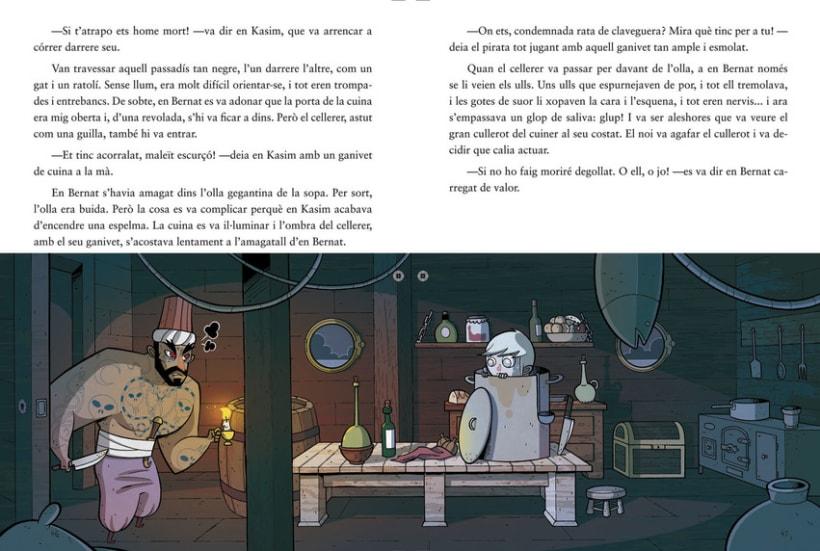 En Bernat i el Pirata Barba-Rossa. 7