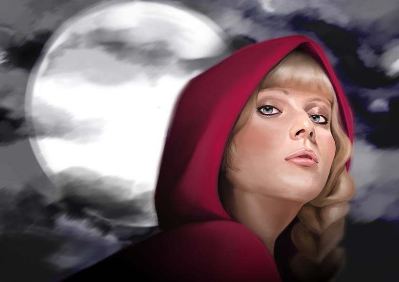 Full Moon Red hood. 1