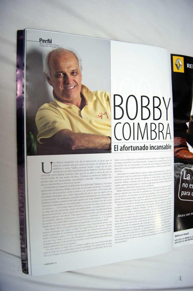 Bobby Coimbra, el afortunado incansable 2