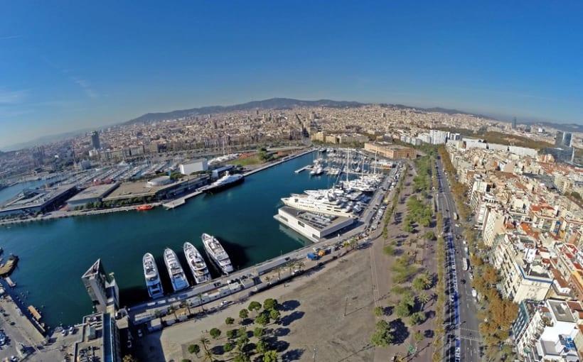 Drone -  Barcelona -  Emporda - Colera -  Drones para fotos Aereas  6