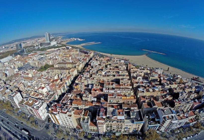 Drone -  Barcelona -  Emporda - Colera -  Drones para fotos Aereas  10