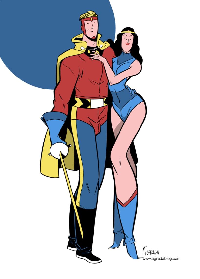 Flash Gordon (de digital a analógico) 5