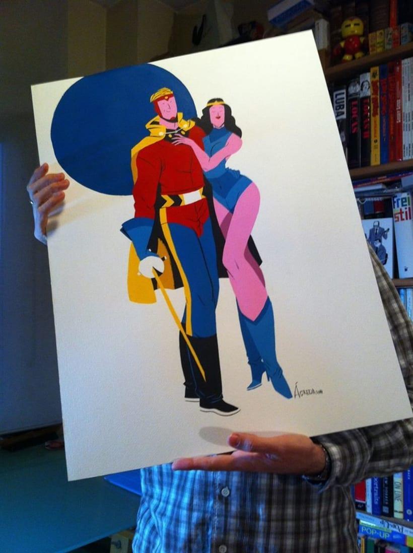 Flash Gordon (de digital a analógico) 14