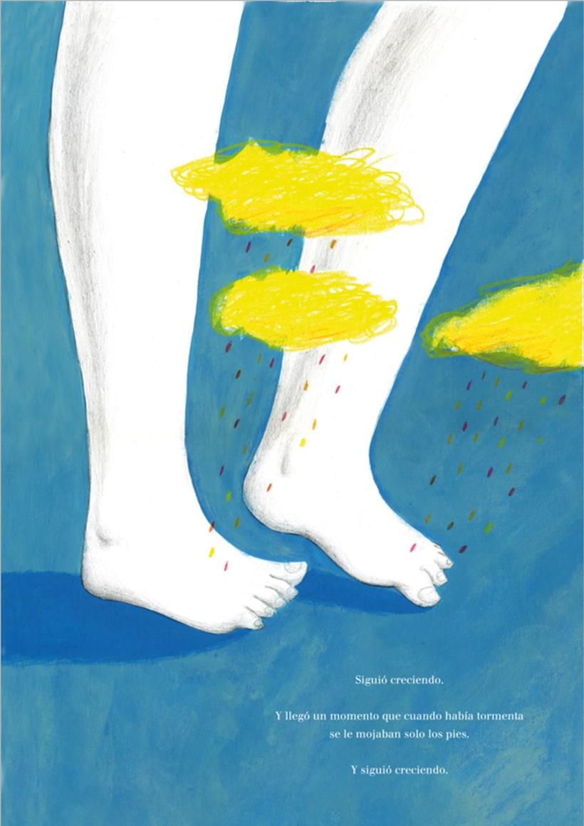 """Premio Lazarillo 2013. """"La mujer más alta del mundo"""" 3"""