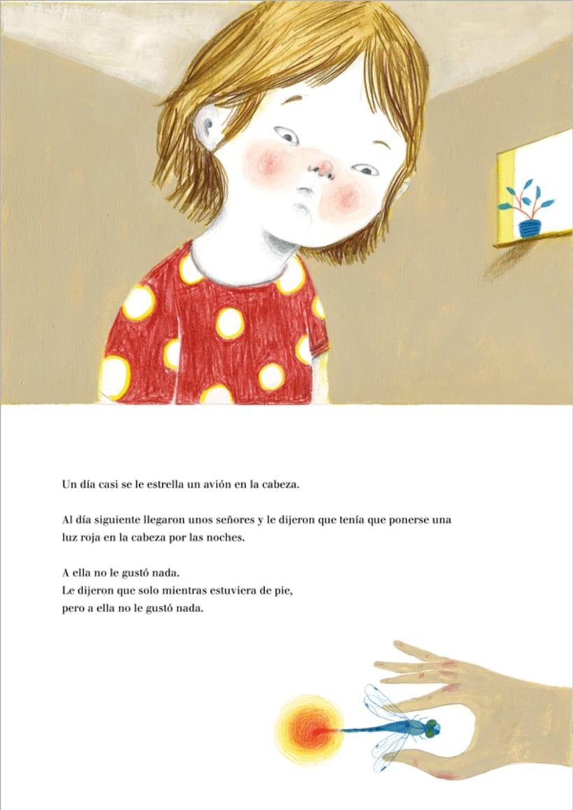 """Premio Lazarillo 2013. """"La mujer más alta del mundo"""" 5"""