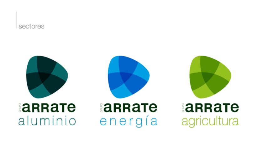 Identidad Grupo Arrate 2