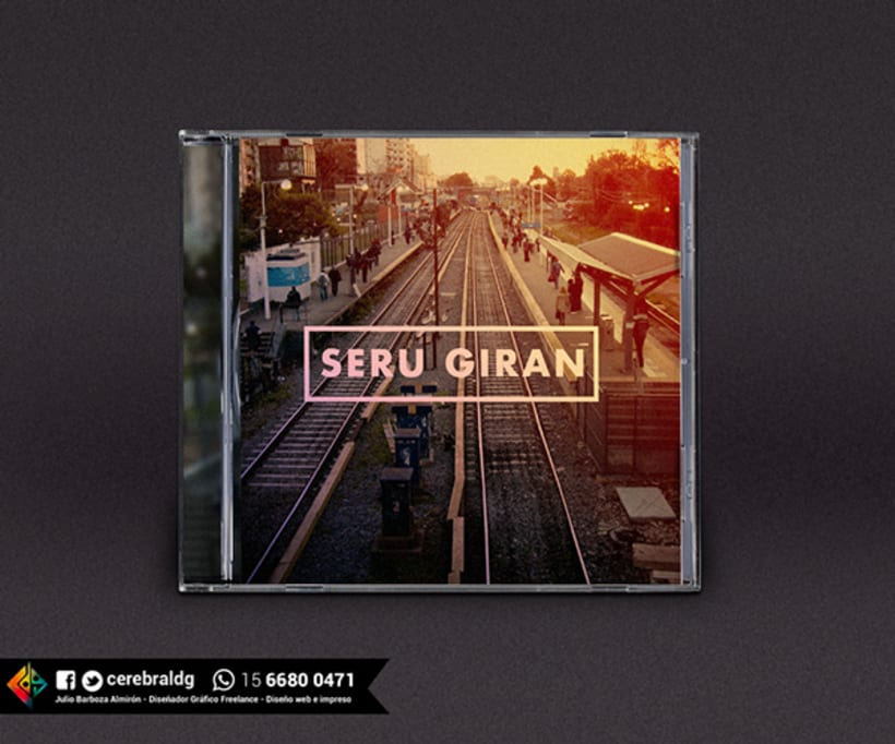 Proyecto Seru Giran 2014 -1