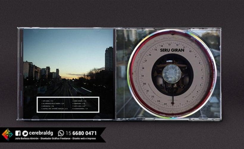 Proyecto Seru Giran 2014 1