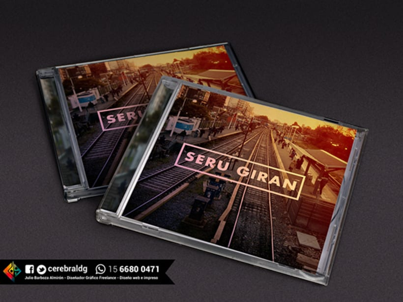 Proyecto Seru Giran 2014 2
