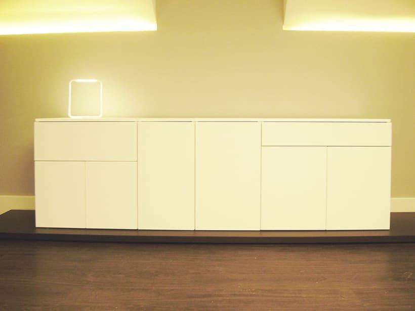 Diseño de interiores y supervisión obra 1ª tienda Clecehome. Madrid 2014. 4