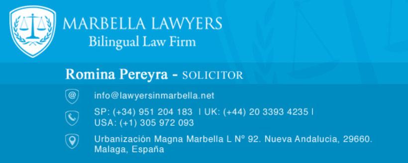Marbella Lawyers - Logo 3