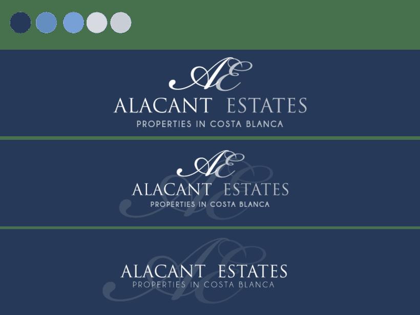 Alacant Estate - Logo 1