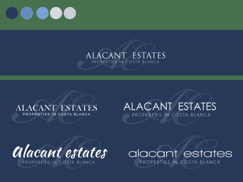Alacant Estate - Logo 0