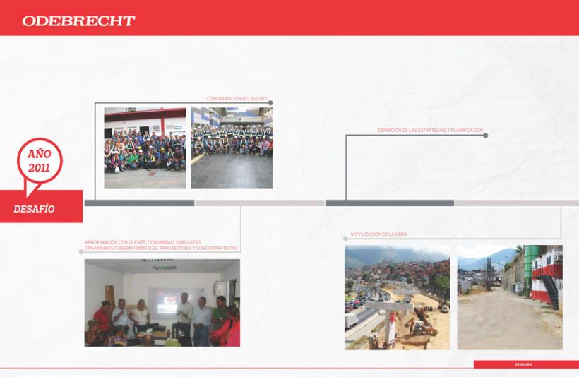 ODEBRECHT : Memoria y Cuenta 2014  2