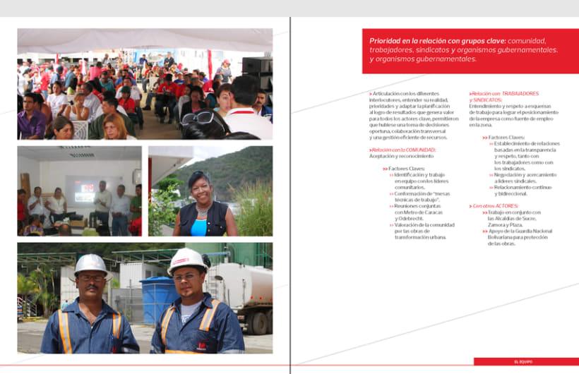 ODEBRECHT : Memoria y Cuenta 2014  7