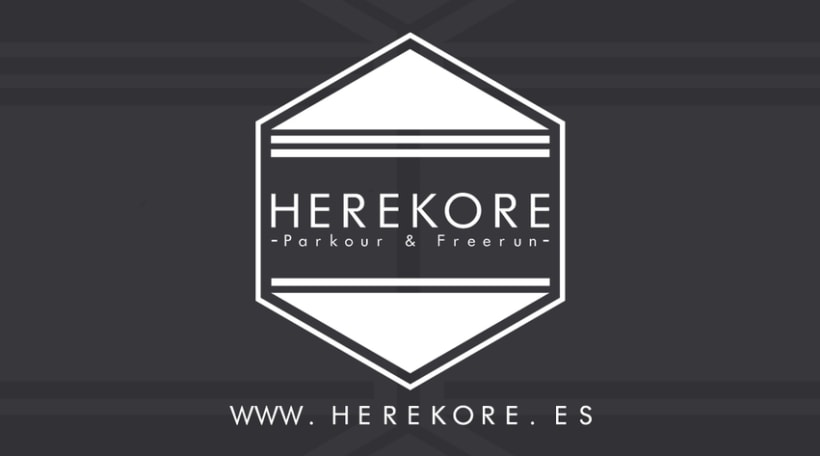Herekore logo design 5