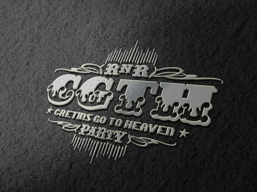 C.G.T.H.  Cretins Go To Heaven -1