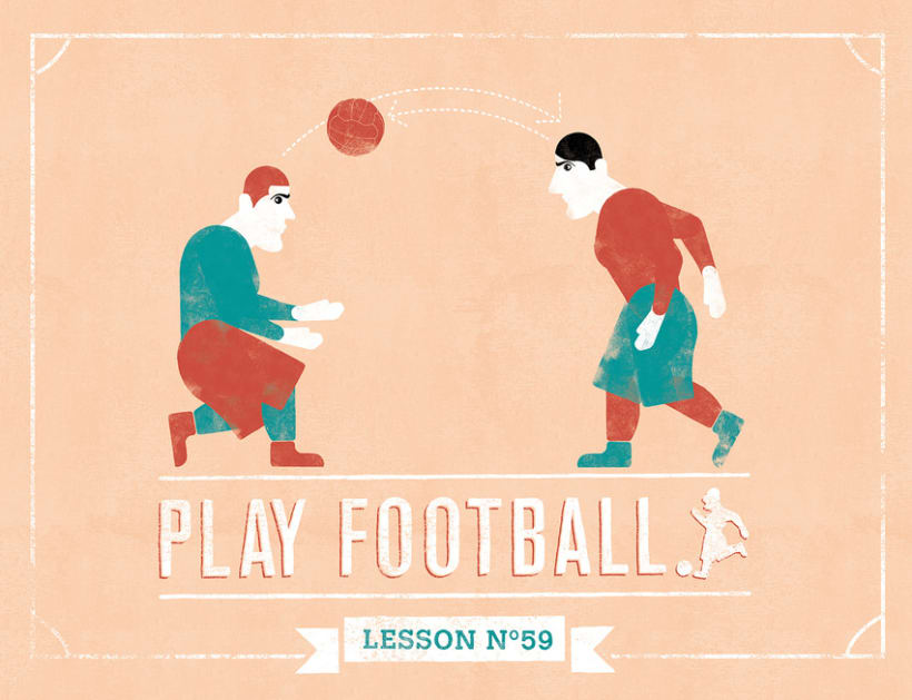 PLAY FOOTBALL, Lessons 2