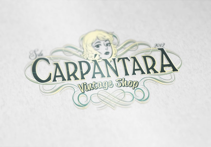 Carpántara - Vintage Shop -1