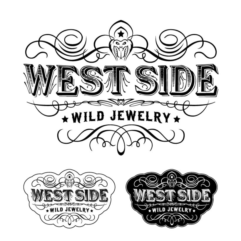 WEST WILD SIDE 1