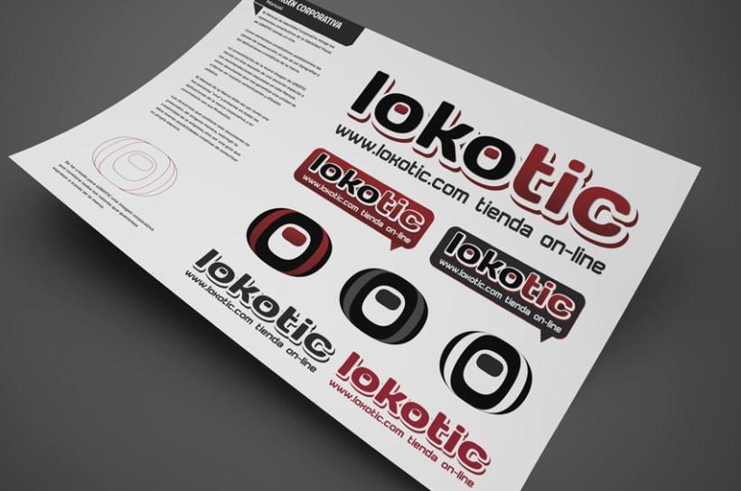 Lokotic - logotipo -1