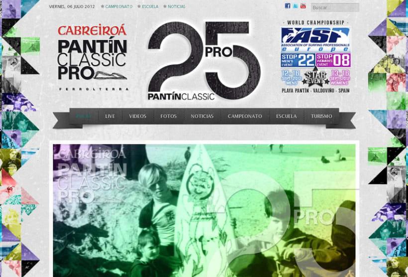 Cabreiroá PANTIN CLASSIC PRO 2012  2