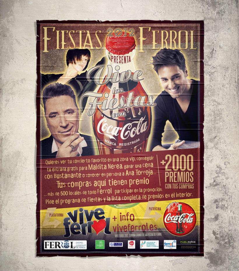 Fiestas FERROL 2012 1