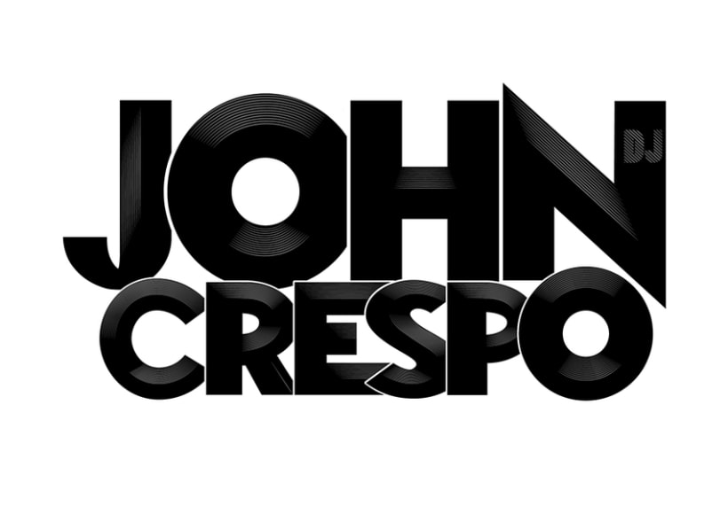 Dj JOHN CRESPO - logotipo 0