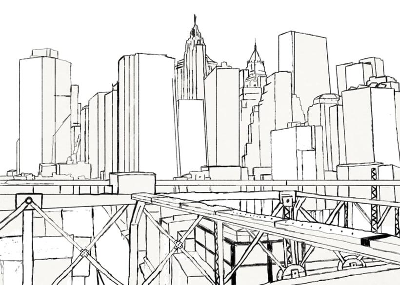 New York bidimensional air space 2