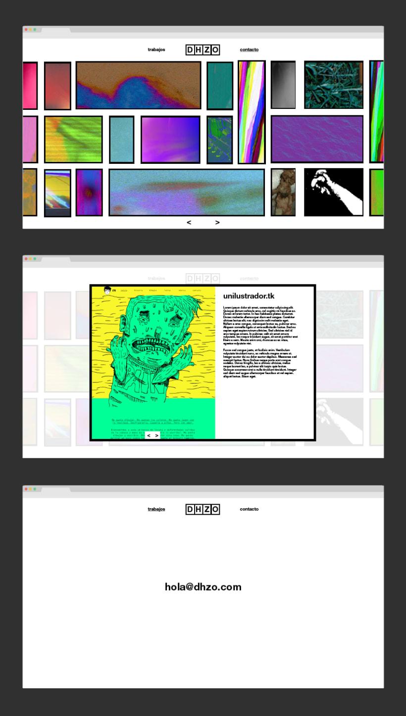 dhzo web responsiva 2