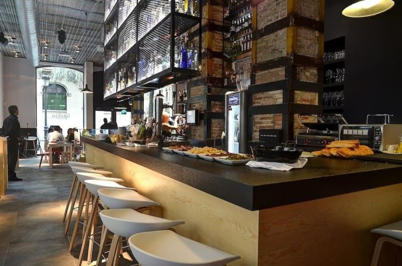 Lotelito Rooms & Bar - Valencia, 2013 3