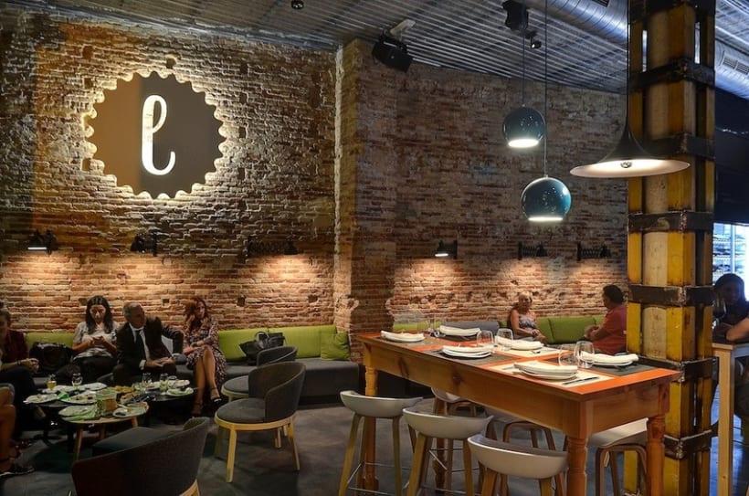 Lotelito Rooms & Bar - Valencia, 2013 4