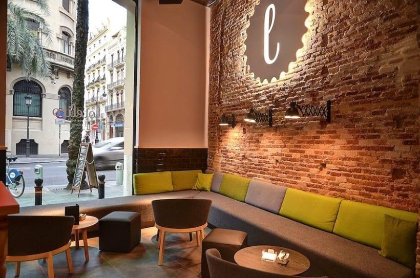 Lotelito Rooms & Bar - Valencia, 2013 1