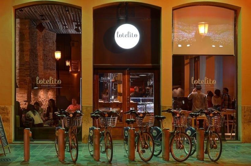 Lotelito Rooms & Bar - Valencia, 2013 5