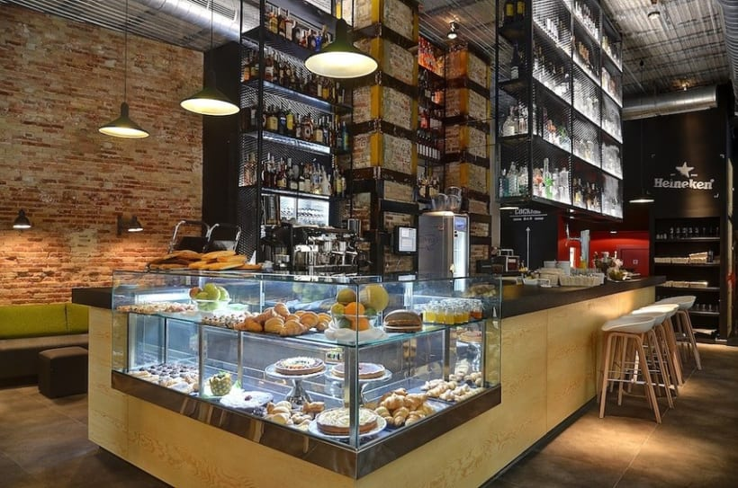 Lotelito Rooms & Bar - Valencia, 2013 2