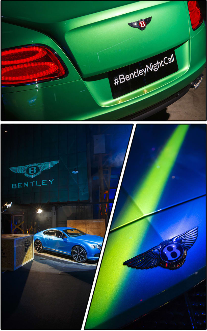 Bentley Night Call 16