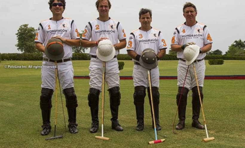 Mondragón Polo Team 9