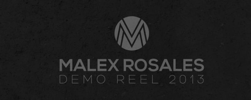 Demo Reel 2013 -1