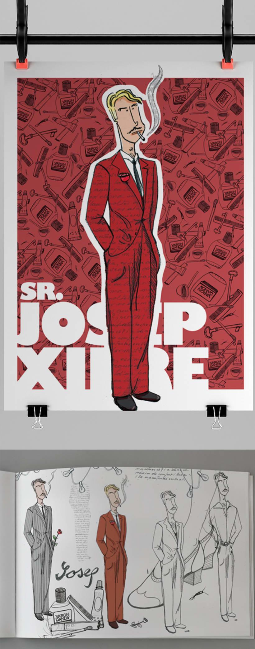 Sr. Josep Xifre -1