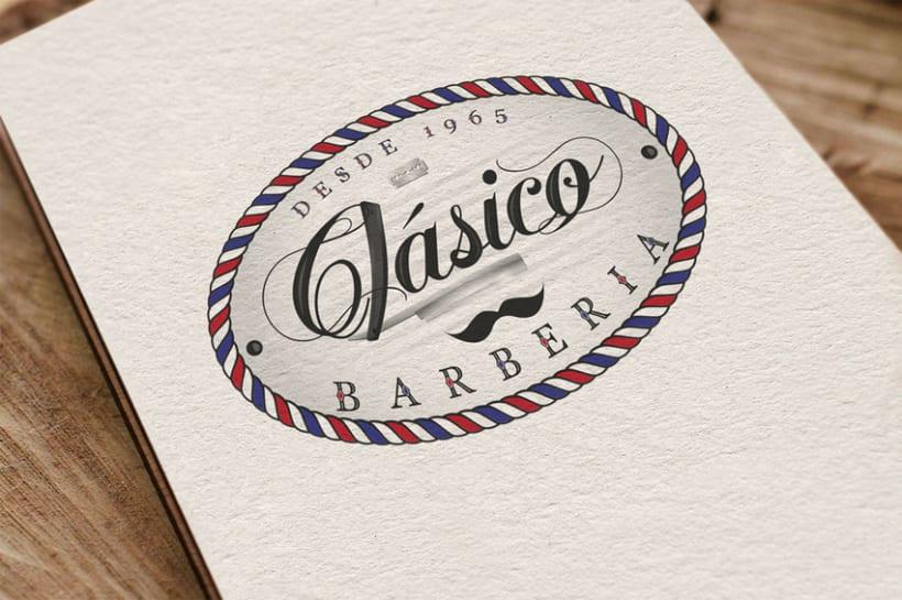 Clásico Barbería 0