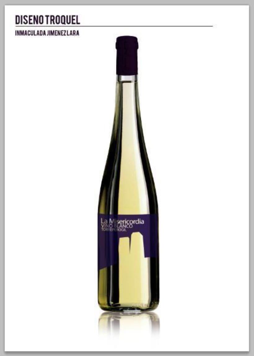Diseño Etiqueta vino 0
