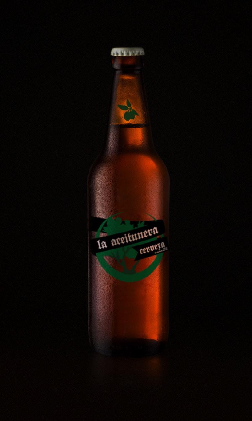 Diseño Etiqueta Cerveza Artesanal -1