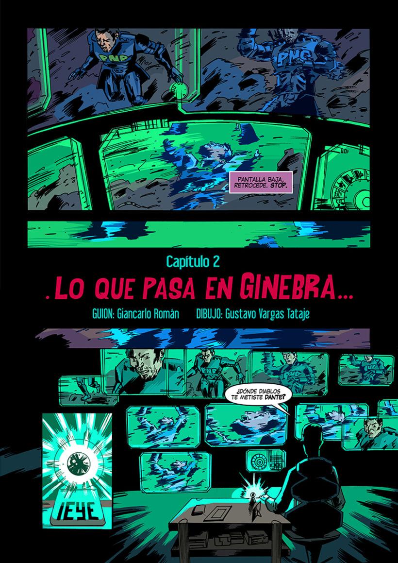 El Hoyo Negro 8