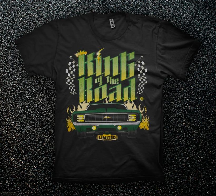 Texas T-shirts 1
